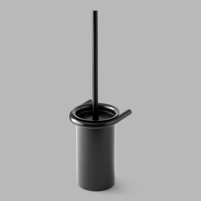 Toilet Brush Holder Black Knud Holscher Collection D Line