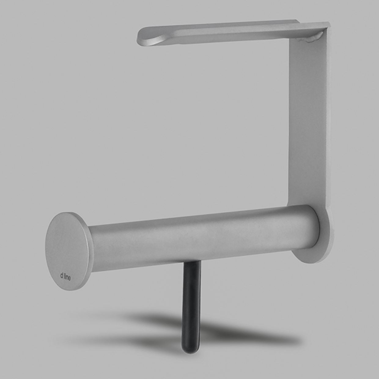 14.7556.02.006 Toilet Roll Holder F Grab Bar Foldable With Pin 2